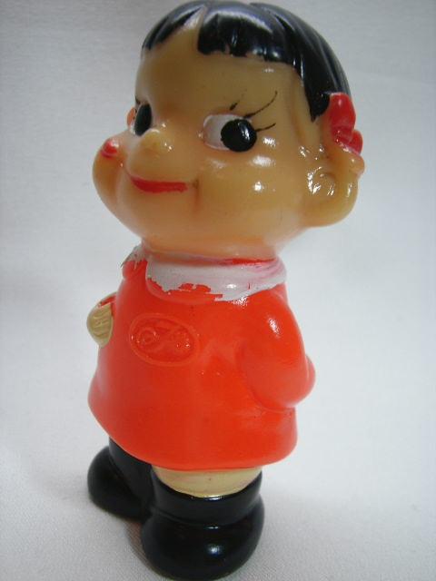 ペコちゃん人形 非売品